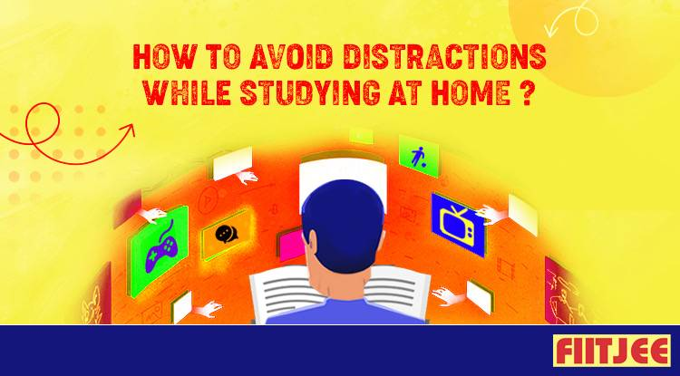 Cool Ways to Avoid Distractions While Studying At Home