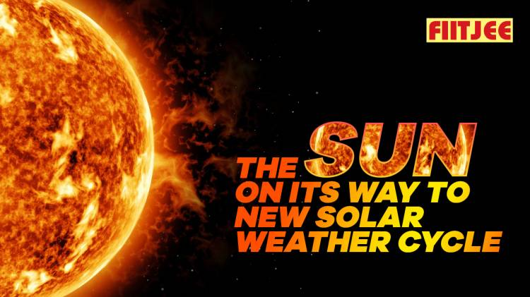 The Sun On Its Way To New Solar Weather Cycle